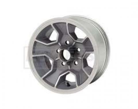 Camaro Aluminum Wheel, 14x7, 4 1/4 Backspace, 1980