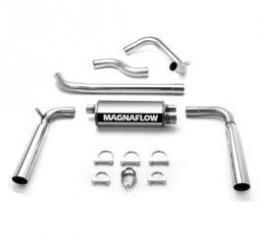 Camaro Exhaust System, LT1, Performance, MagnaFlow, 1993-1997