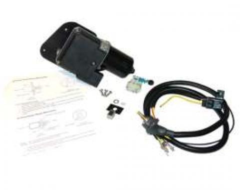 Camaro Windshield Wiper Delay Kit, Selecta-Speed, Recessed Wipers Detroit Speed & Engineering (DSE), 1973-1974
