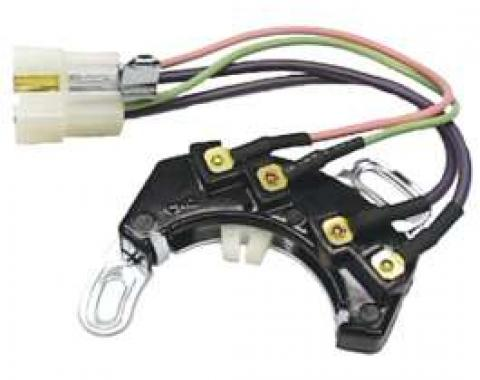 Camaro Neutral Safety & Backup Light Switch, For Cars With Floor Shift Turbo Hydra-Matic 400 (TH400), 1967