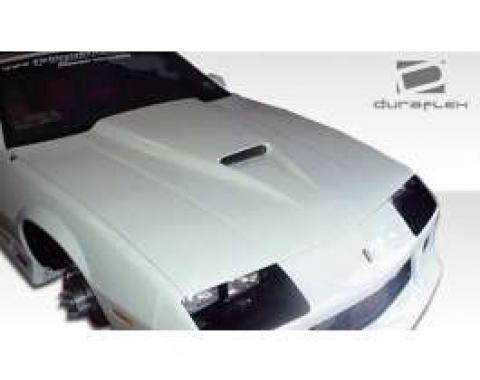Camaro Extreme Dimensions Durraflex Super Sport Hood, 1982-1992