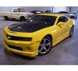 Camaro Ground Effects Kit, SS Only, 2010-2011