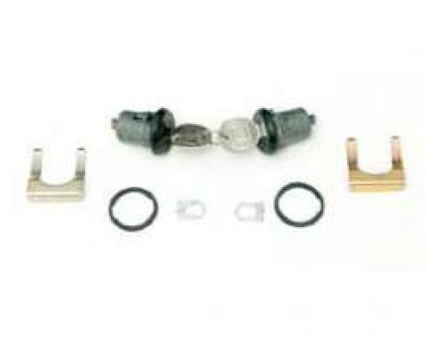 Camaro Door Lock Set, 1986-1992