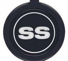 Camaro Steering Wheel SS Emblem, 1971-1981