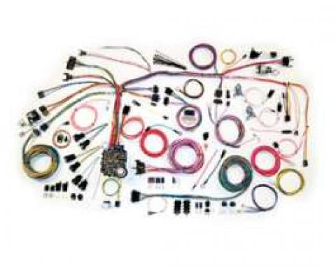 Camaro Complete Car Wiring Harness Kit, Classic Update, 1967-1968