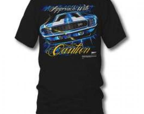Camaro T-Shirt, Approach With Caution