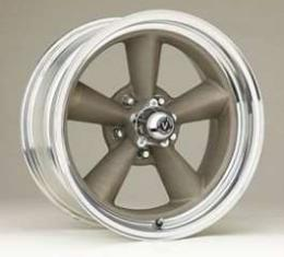 Camaro Wheel, Straight Pointed Spokes, 16 x 8, Vintage 40, 1967-1969