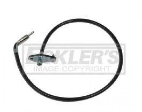 Camaro Antenna Cable Lead Wire, From Windshield To Radio, 1970-1981