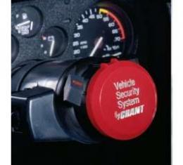 Camaro Steering Wheel Security System, 1967-2002