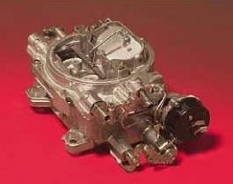 Edelbrock 1970-1981 Camaro Performance Carburetor, 600 CFM For Cars With EGR