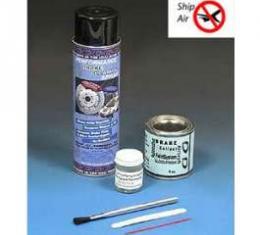 Brake Caliper Paint System, Silver