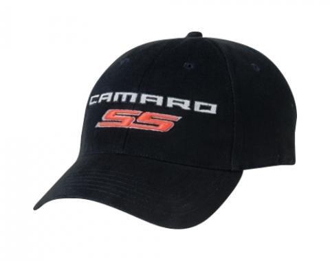 Camaro 2010 SS Hat, Black
