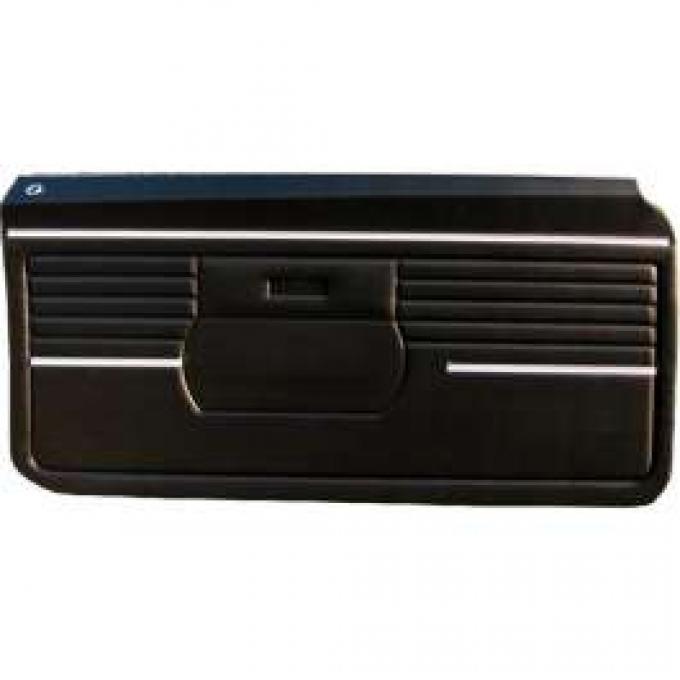 PUI 1968 Chevrolet Camaro Platinum Edition Preassembled Standard Front Door Panels 68CFDP