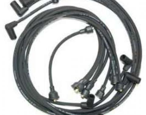 Camaro Spark Plug Wire Set, Small Block, 5.0 Liter (305ci) Or 5.7 Liter, 1987-1988