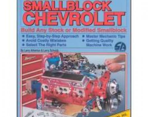 Rebuilding The Small Block Chevy Book