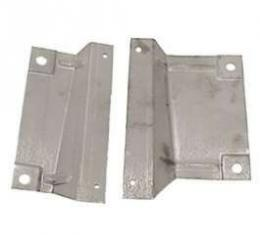 Camaro Air Conditioning Condenser Mounting Brackets, 1967-1968