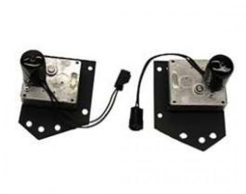 Camaro Headlight Door Motors, Rally Sport (RS), 1967