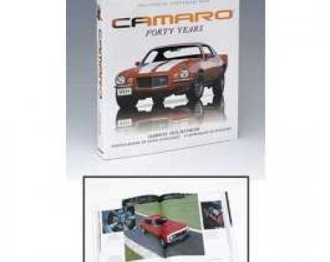 Camaro Forty Years Book