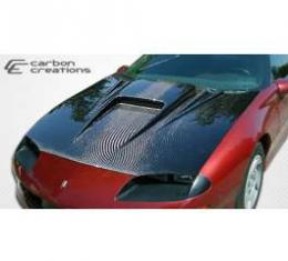 Camaro Extreme Dimensions Carbon Creations Spyder 3 Hood, 1993-1997