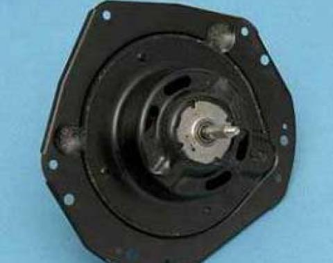 Camaro Air Conditioning Fan Blower Motor, 1978-1989