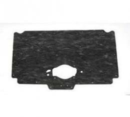 Camaro Hood Insulation, Z28 With Cross Fire Fuel Injection, 1982-1984