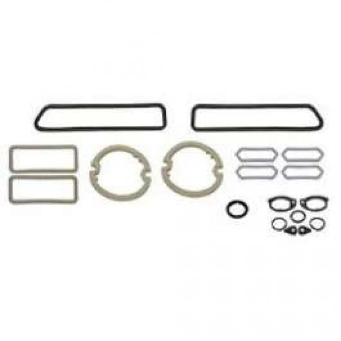 Camaro Paint & Lens Seal Kit, Rally Sport (RS), 1969