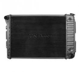 Camaro Radiator, Big Block, For Cars With Automatic Transmission, U.S. Radiator, 1967-1969