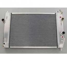 Camaro Radiator, Aluminum, For Cars With Automatic Transmission, Be Cool, 1993-2002