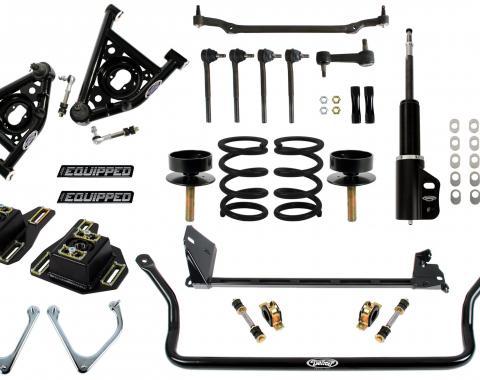 Detroit Speed Speed Kit 3 Front Suspension Kit 1982-1992 F-Body Single Adjustable Strut 031342
