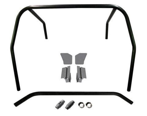 Detroit Speed Roll Cage 1970-1981 Camaro/Firebird (Mini-Tub or Non Mini-Tub) 011303