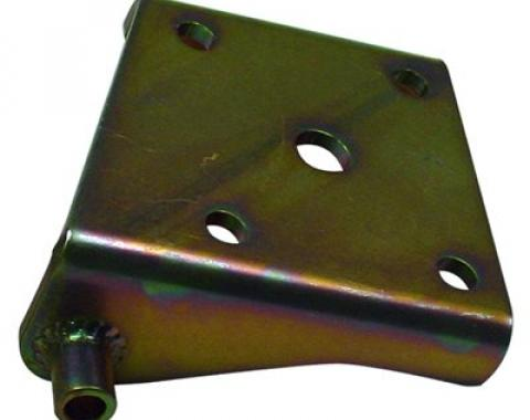 Detroit Speed Lower Shock Plate Mini-Tubbed Right 3 Inch Axle Tube (Use 1/2 Inch U-Bolts) 040301R