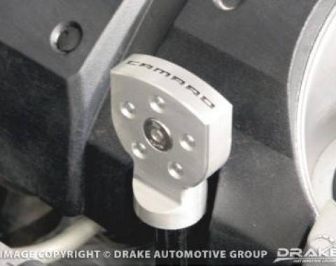 Drake Muscle Cars 2010-14 Camaro Oil Stick Handle Cover-Billet CA-120001-BL