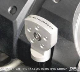 Drake Muscle Cars 2010-14 Camaro Oil Stick Handle Cover-Billet CA-120001-BL