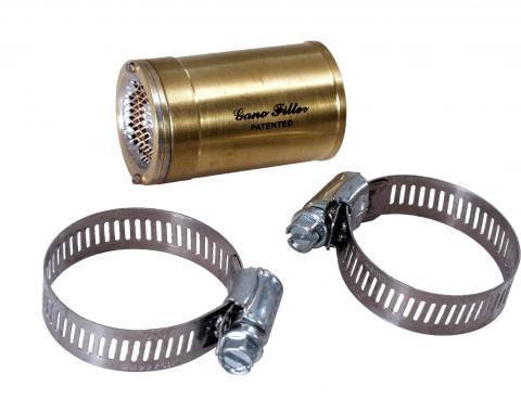 Scott Drake High Performance Brass Gano Filter (6 cylinder) ACC-GANO-6B