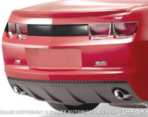 Drake Muscle Cars 2010-13 Camaro Tail Panel Blackout Set CA-190004-BLK