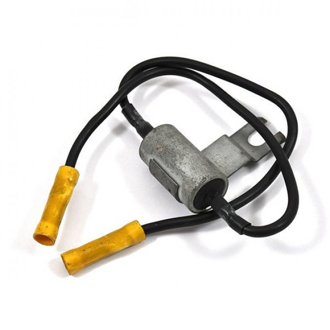 Camaro Electrical Noise Suspression Filter, Heater Fan, GM, 1967-1969