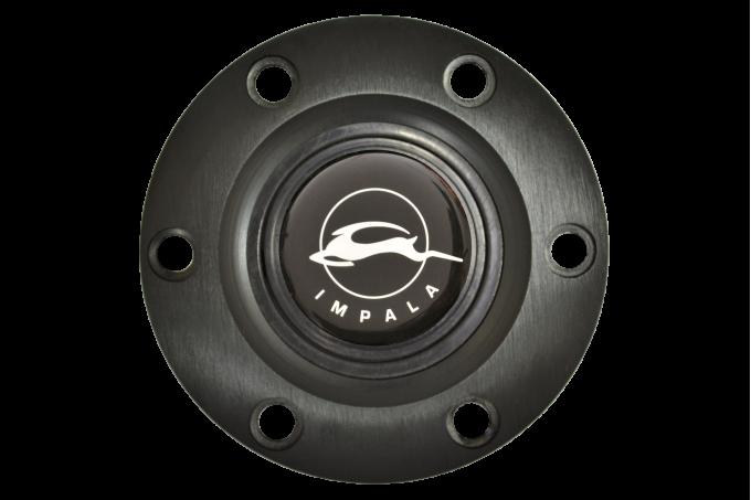 Volante S6 Series Horn Button Kit, Impala, Black
