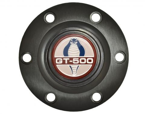 Volante S6 Series Horn Button Kit, Ford GT500, Black