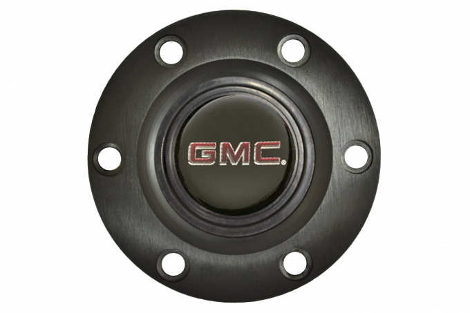 Volante S6 Series Horn Button Kit, GMC, Black