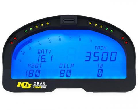 Racepak IQ3D Drag Logger Dash 250-DS-IQ3D