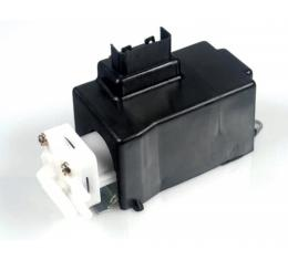 Camaro Windshield Washer Pump Assembly, With White Nozzles, 1967-1969