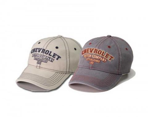 Chevy Collegiate Cap