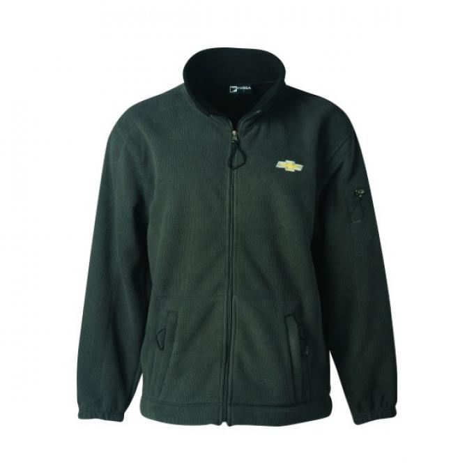 Chevy Jacket, Men's, Harbor Corduroy Fleece With Gold Bowtie
