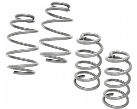 """Camaro Coil Springs, Pfadt, 1"""" To 1.25"""" Drop, 2010-2015"""