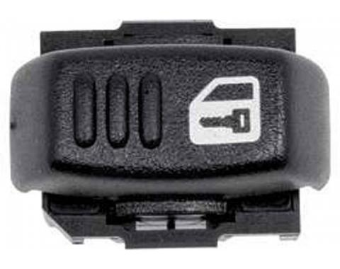 Camaro Door Lock Switch, Left, 1994-1996