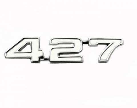 Camaro Fender Emblem, 427, 1969