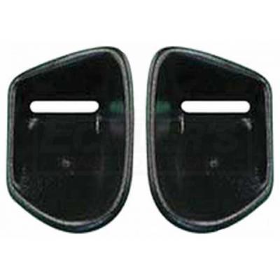 Camaro Rear Seat Belt Lower Trim, Convertible, 1987-1992