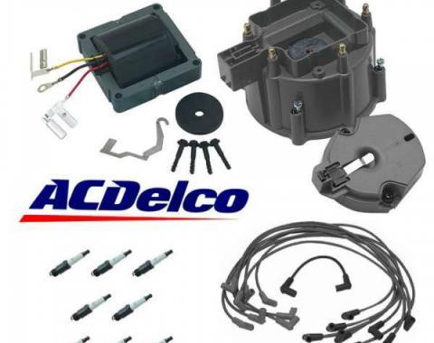 Camaro AC Delco HEI Distributor Tune Up Kit, 1974-1986