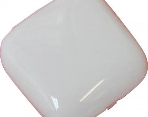 Camaro Dome light Lens For Cars With Overhead Console, 1984-1987