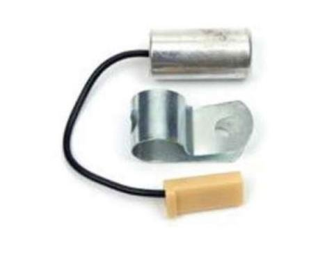 Firebird Electrical Noise Suppression Filter, (Capacitor) Voltage Regulator, 1967-1969